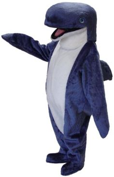 Blue Whale Mascot Costume MaskUS Costumes //.amazon.com/  sc 1 st  Pinterest & Happy Dolphin Mascot Costume MaskUS Costumes http://www.amazon.com ...