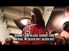 Love me some South Carolina Women's Basketball Team Song - 2014-15 and this tight music video <3 REBT