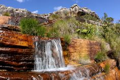 Cachoeira Sentinela, Parque Biribiri -Município de Diamantina, MG - Crédito: Gil Leonardi (Secom-MG) – 13/09/2010