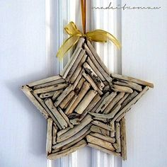 WABI SABI - simple, organic living from a Scandinavian Perspective.: DIY - Christmas decorations with a traditional feel