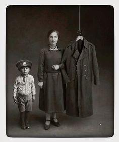 """Papa invisible, résultat de la guerre"""" - Jean-François Peiré"""