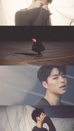 iKon [i'm ok] Kim Jinhwan, Hanbin, Im Not Ok, Ikon Kpop, Koo Jun Hoe, Ikon Wallpaper, Aesthetic Photo, Yg Entertainment, Celebrities