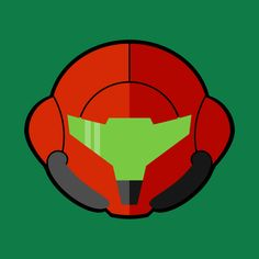 Awesome 'Samus+-+Metroid' design on TeePublic!