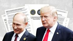 Texas Republican Rep. Will Hurd, a former CIA operative, is clanging an alarm to his colleagues: President Donald Trump is being manipulated by Vladimir Putin.