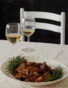 Christmas Time, Alcoholic Drinks, Pork, Kale Stir Fry, Liquor Drinks, Alcoholic Beverages, Pork Chops, Liquor