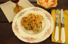 Quer fazer um prato fácil, rápido e económico, experimente a nossa saborosa receita típica de pataniscas de peixe.