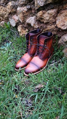 Andres Sendra - Boots - http://www.andres-sendra.com/es/piel-natural/11766-benny-country-196.html