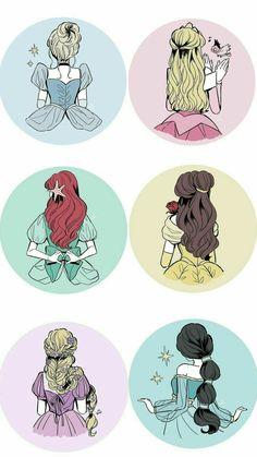 Disney Princess Fashion, Disney Princess Quotes, Disney Princess Drawings, Disney Princess Pictures, Disney Drawings, Disney Artwork, Disney Fan Art, Disney Love, Disney Posters