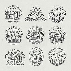Worked on a lot of circular logo and illustration projects t.- Worked on a lot of circular logo and illustration projects this last month appar Worked on a lot of circular logo and illustration projects this last month appar… – - Doodle Drawings, Easy Drawings, Doodle Art, Tattoo Drawings, Tattoo Art, Logo Circulaire, Kreis Logo, Logos, Typography Logo