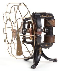 EDISON ELECTRICAL FAN, Early 20th century
