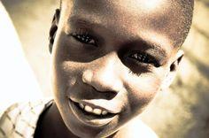 Young boy // Haiti