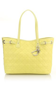 Christian Dior  Panarea Small Tote In Sorbet Yellow  Retail  $1095.00  Our Price  $899.99    Use my referral link to access  http://www.beyondtherack.com/member/invite/NLL970B21C5