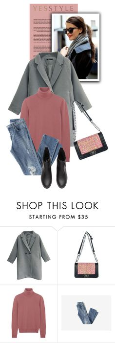 """YESSTYLE.com"" by monmondefou ❤ liked on Polyvore featuring Bottega Veneta, Cherrykoko, Fall and yesstyle"