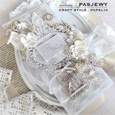 Odrobina ślubnej bieli.... | PAPELIA - Blog Design Crafts, Classic, Blog, Cards, Wedding, Instagram, Style, Derby, Valentines Day Weddings