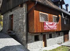 Casa Dal Trop (Frazione Pesariis, Prato Carnico)