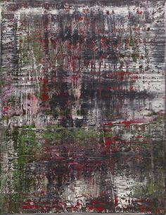 Gerhard RICHTER (Germany b.1932), Birkenau (937-4), 2014. Oil on canvas, 260 x 200cm, Gerhard Richter Archive, Dresden, Germany. Permanent loan from a private collection © Gerhard Richter 2017