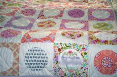 Circle Around  by Jaybird Quilts in Summer, 2010 Quilts and More