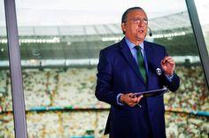 Haja coração: Final da Eurocopa com Galvão no domingo, Brasileirão na Globo será no sábado | Canal do Kleber