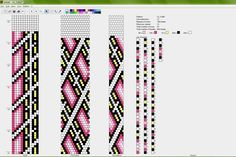Eridhan Creations - Beading Tutorials: Crochet Rope Patterns