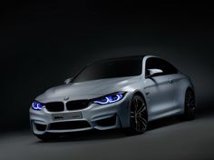 BMW M4 Coupe with Laser and OLED Lights