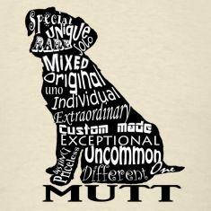 Mutt Pride Light Weight T