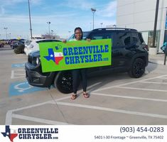 Greenville Chrysler Jeep Dodge Ram Customer Review  Greenville Chrysler is an amazing place to purchase a vehicle from! Staff is friendly and very knowledgeable. I bring my car in for service and felt it would be the best place to purchase from based on my prior experience. I would highly recommend them, whatever your needs may be.   LaQuista, https://deliverymaxx.com/DealerReviews.aspx?DealerCode=J122&ReviewId=69764  #Review #DeliveryMAXX #GreenvilleChryslerJeepDodgeRam