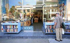 BMV Books - Bloor Street West, Toronto, Ontario, Canada (via BlogTO.com)