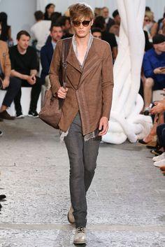 John Varvatos Spring 2015 Menswear Fashion Show