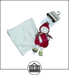Berlingot - Poupée Cajou bébé 20 cm - Doudou Mouchoir - Blanc et rose - Collection : Ballade enchantée  ✿ Regalos para recién nacidos - Bebes ✿ ▬► Ver oferta: http://comprar.io/goto/B00CNAXHS2