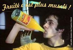 C'est en 1970 qu'est né (comme moi !) le fameux slogan emblématique de la marque dont tout le monde se souvient encore aujourd'hui. La marque, elle, a été créée en 1963 par Evian. Elle proposait un produit innovant pour l'époque, une boisson légèrement...