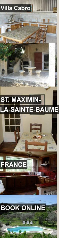 Hotel Villa Cabro in St. Maximin-la-Sainte-Baume, France. For more information, photos, reviews and best prices please follow the link. #France #St.Maximin-la-Sainte-Baume #VillaCabro #hotel #travel #vacation