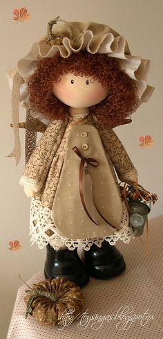 doll Little pumpkin