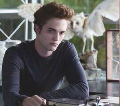 Edward Cullen- only looks hot in certain angles...