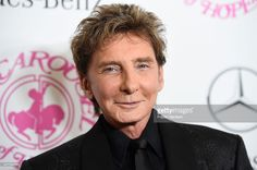 Recording artist Barry Manilow attends the 2014 Carousel of Hope Ball presented by MercedesBenz...