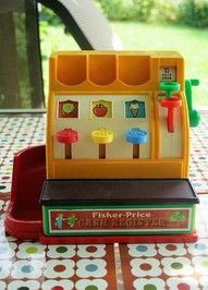 Fisher Price cash till