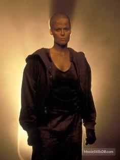 Sigourney Weaver (as Ellen Ripley in Alien 3)