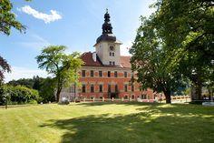 Zámek pro Vaše akce Palaces, Castles, Mansions, House Styles, Home Decor, Decoration Home, Palace, Chateaus, Manor Houses