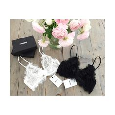 Our classic lace bra is back in stock❥ www.aninebing.com #aninebing #aninebingbra #lacebra #theperfectbra