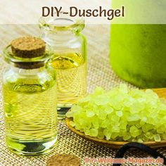 4b4c789c5c1aa6 Duschgel für Neurodermitis selber machen - Rezept und Anleitung