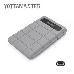 YottaMaster E25C3 5GBPS 2.5 Inch Sata to USB3.1 External HDD Enclosure Tool Free Type-c Hot Plug HDD Case for Notebook PC