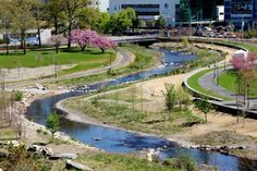 Mill River Park and Greenway | Stamford Connecticut | OLIN « World Landscape Architecture – landscape architecture webzine