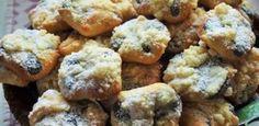RECEPTY ZE ŠUMAVSKÉ VESNICE: Svatodušní vázané koláčky aneb Dnes něco sladkého na víkend