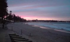 One of my favorite beaches in Australia: Manly Beach