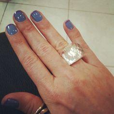 Descreva seu pin...Last week nails!