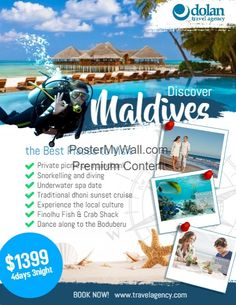 Copy of Travel Agency Flyer Ads Poster Travel Brochure Design, Graphic Design Brochure, Travel Design, Brosure Design, Layout Design, Design Trends, Travel Ads, Travel Agency, Travel Posters