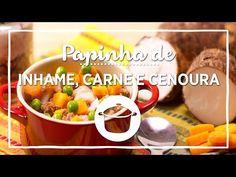 Prapapá - Papinha de Inhame, Carne e Legumes - YouTube