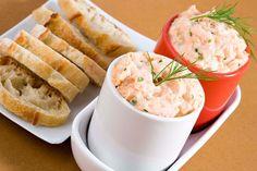 Rillettes de saumon au Thermomix - Cookomix