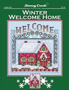 Leaflet 222 Winter Welcome Home – Stoney Creek Online Store