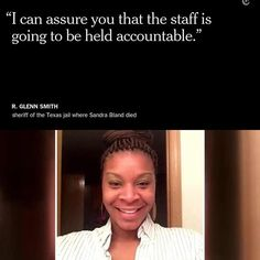 #SandraBland death MAY lead 2 disciplinary ACTION http://ift.tt/1CeNjph #PvtNews