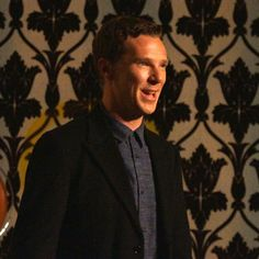 Sherlockology: A fantastic hour long panel with #BenedictCumberbatch, talking…